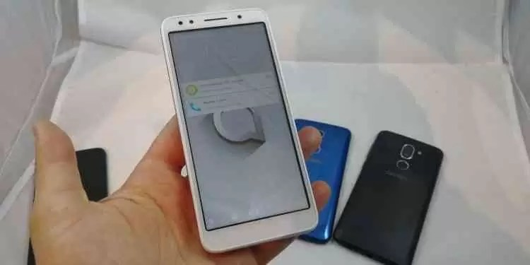 Alcatel 1x é o recém lançado smartphone com Android Oreo (Go Edition) image