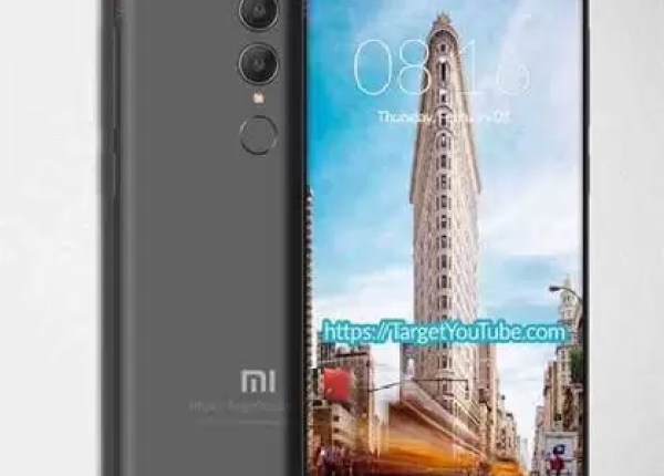 Renders (fantásticos) do Xiaomi Redmi Note 5 aparecem online 6
