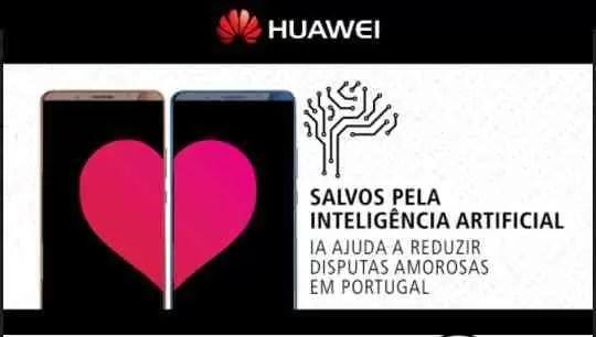 Sabiam que : 46,6% dos portugueses utilizam smartphones para reduzir as brigas no namoro 1