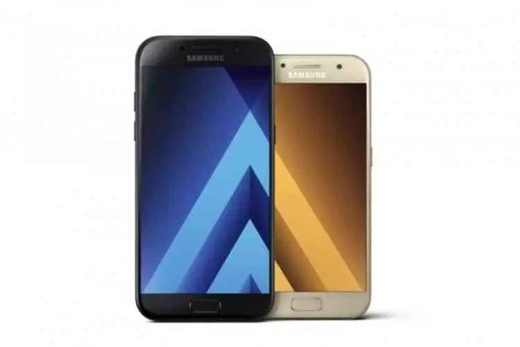 Samsung Galaxy A5 (2016 e 2017) com novo update de firmware 1