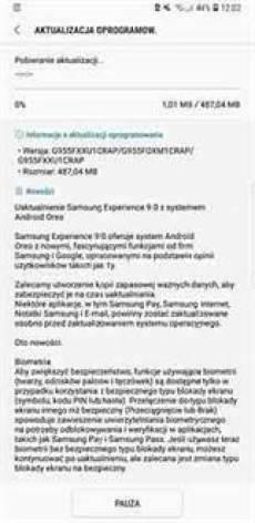 Atualização Samsung Galaxy S8 Oreo agora disponível em mais mercados 1