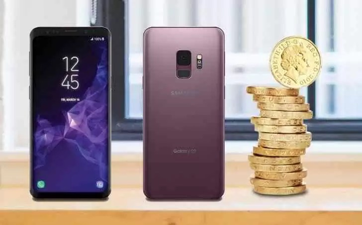 Samsung Galaxy S9 sofrerá um aumento notável nos preços 1