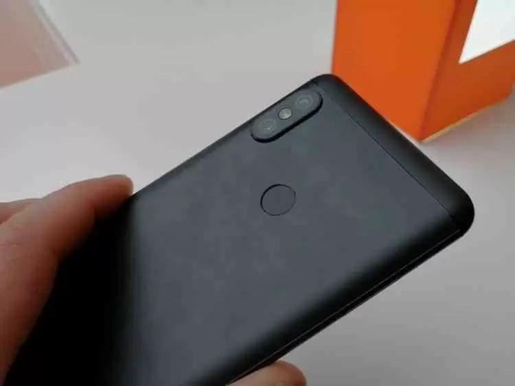 Hands On Xiaomi Redmi Note 5 pro 3