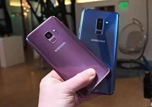 Samsung espera vender 43 Milhões de unidades do Galaxy S9 em 2018 1