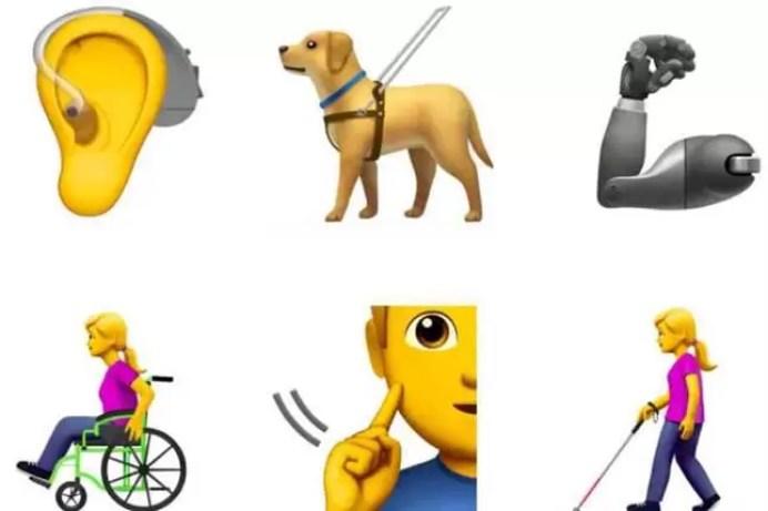 Apple propõe 13 novos emoji ao Unicode Consortium 1