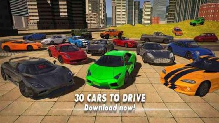 Car Simulator 2018 da Mobimi Games acaba de chegar ao Google Play 1