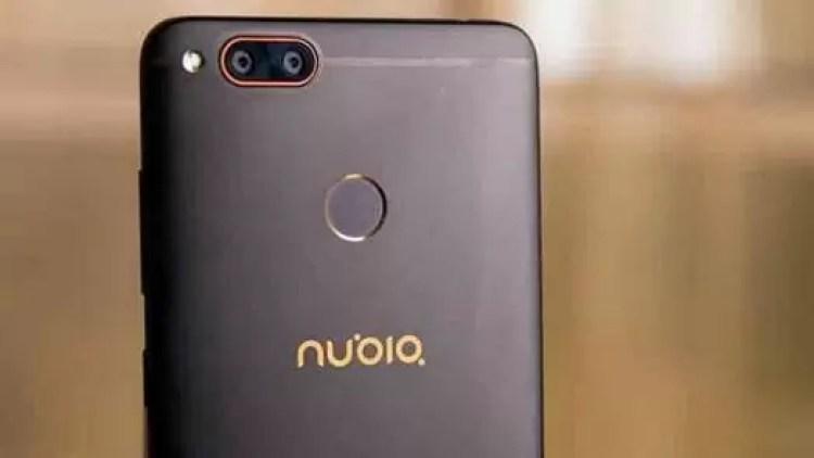 Futuros smartphones ZTE nubia terão Android Stock 1