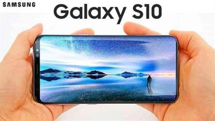 Samsung Galaxy S10 com sensor debaixo do ecrã em 2019 image