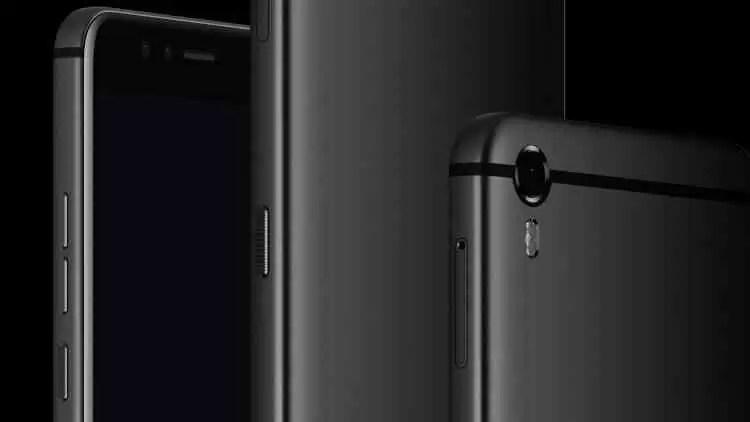 GOME K1 é um Smartphone ilustre e desconhecido com Sensor de Iris e muito mais 2