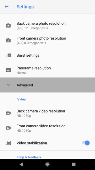 Google Camera v5.2 adiciona avisos de lente suja e mais. (APK Download) 5