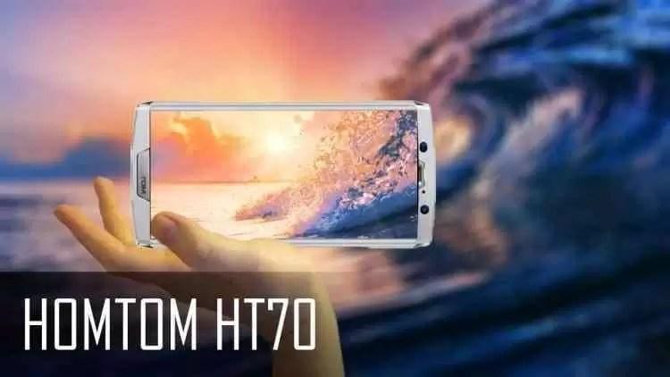 HOMTOM HT70 é um média gama poderoso e 10.000mAh a preço de entrada (com desconto) 1
