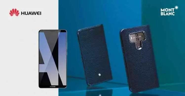 Huawei e Mont Blanc fazem parceria para um Dia do Pai Premium 2