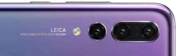 Até dia 11 de abril, na pré-compra do Huawei P20 Pro receba uma Câmara Huawei 360º 2
