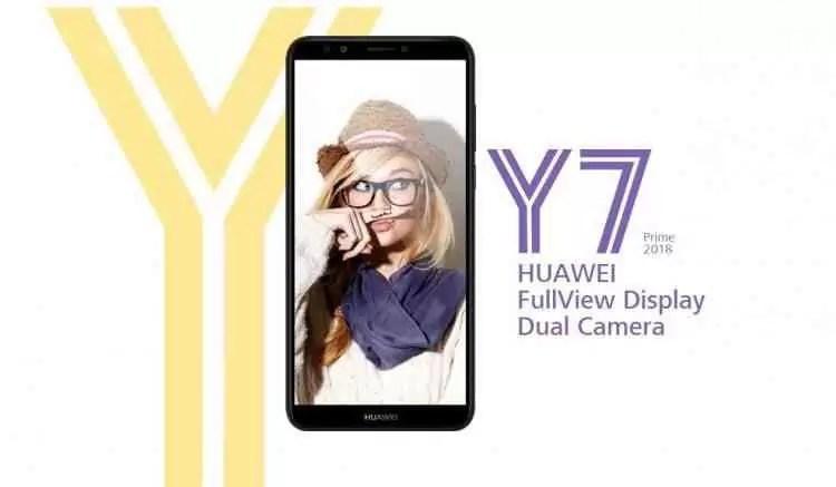 Tudo o que precisas saber sobre o Huawei Y7 Prime (2018) 1