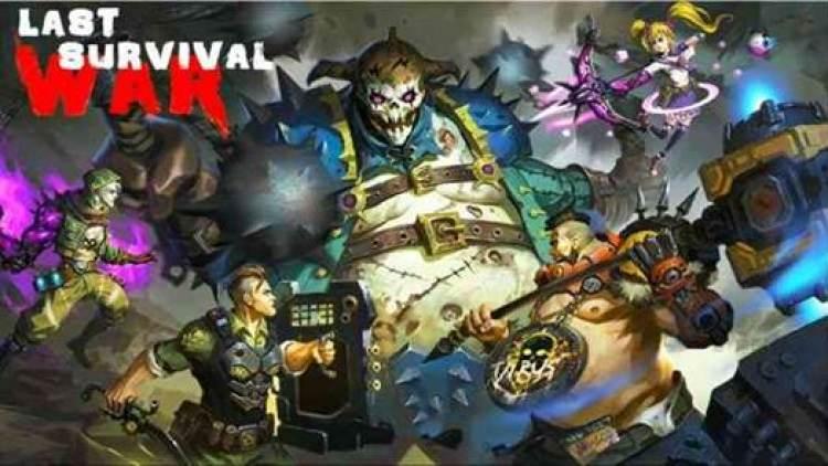 Last Survival War: Apocalypse da HERO Game acaba de chegar ao Google Play 1