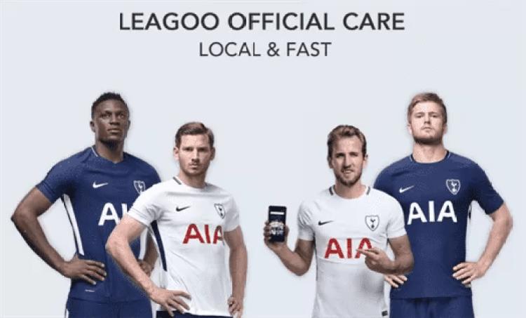 """LEAGOO dá mais um passo para um """"Local Care"""" Global 2"""