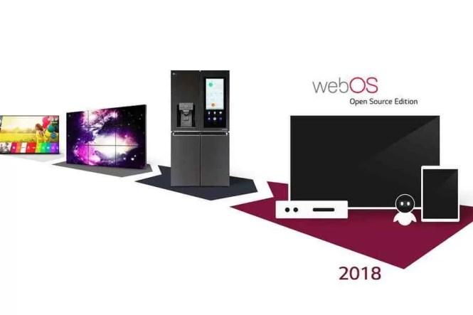 LG informa que o webOS está pronto para enfrentar o Android 1