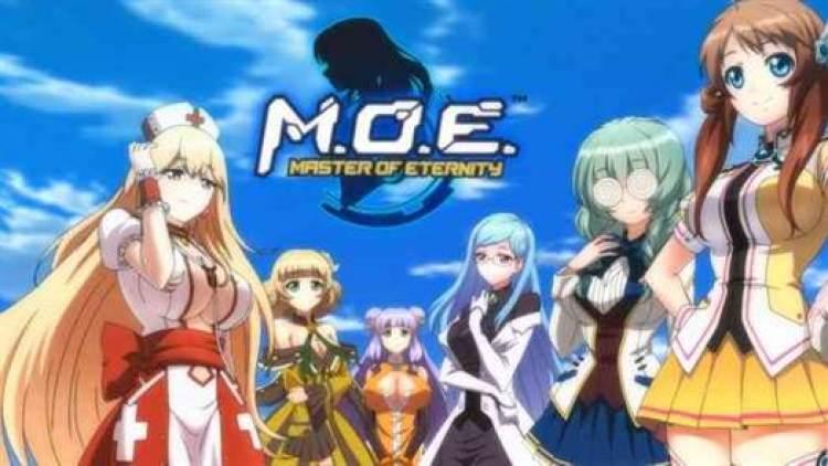 Master of Eternity(MOE) da NEXON Company acaba de chegar ao Google Play 1