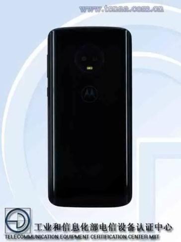 Motorola Moto G6 revelado em certificação com especificações 2