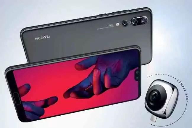 NOS inicia hoje a pré-venda do Huawei P20 Pro e as vendas do Huawei P20 e P20 Lite 1
