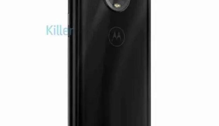 Olá, eu sou o Motorola Moto G6 3