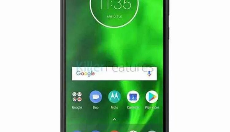 Olá, eu sou o Motorola Moto G6 4