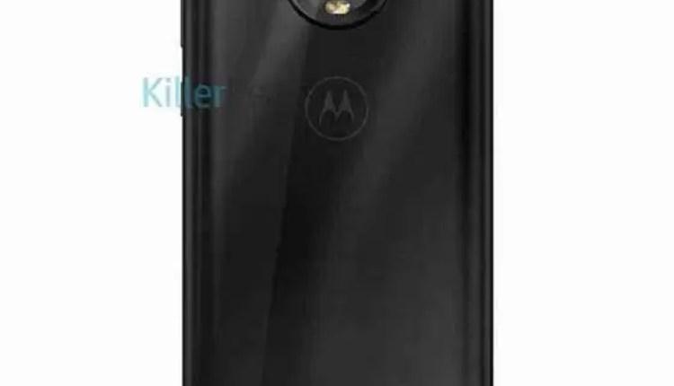 Olá, eu sou o Motorola Moto G6 6