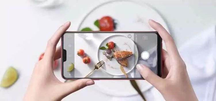 Oppo F7 Lançado Oficialmente, Helio P60, 25MP para Selfies e ecrã de 6.23 polegadas 2