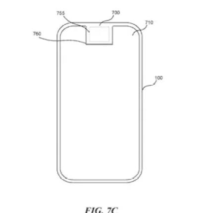 Patente da Essential mostra possível solução para o fim dos entalhes 8