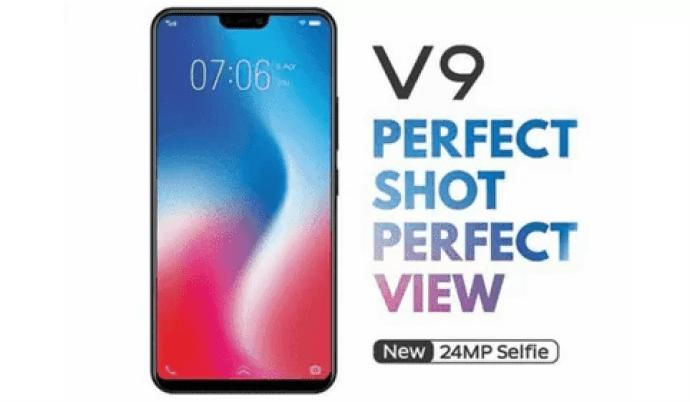 Vivo V9 com lançamento a 22 Março com Notch e Selfies de 24MP 1