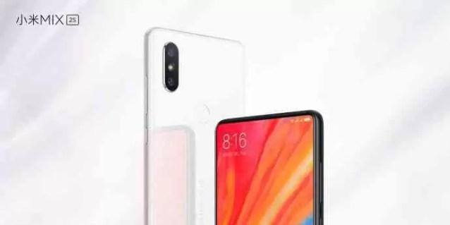 Xiaomi anuncia oficialmente o Mi Mix 2S, tudo o que precisa de saber está aqui image