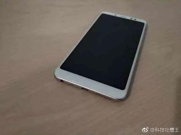 Xiaomi Redmi Note 5 aparece em imagens reais com possível preço 4