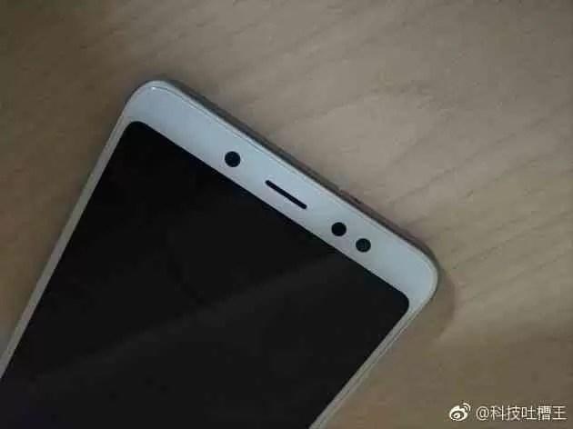 Xiaomi Redmi Note 5 aparece em imagens reais com possível preço 1