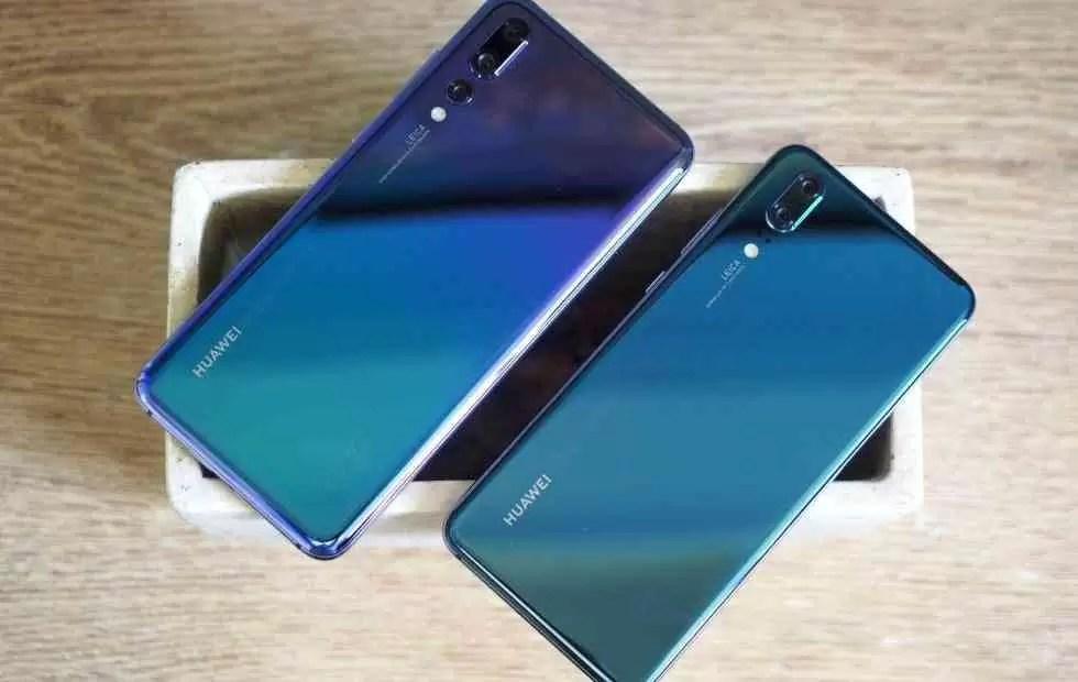 Desmontagem do Huawei P20 Pro parece indicar que todas as três câmaras têm OIS 2