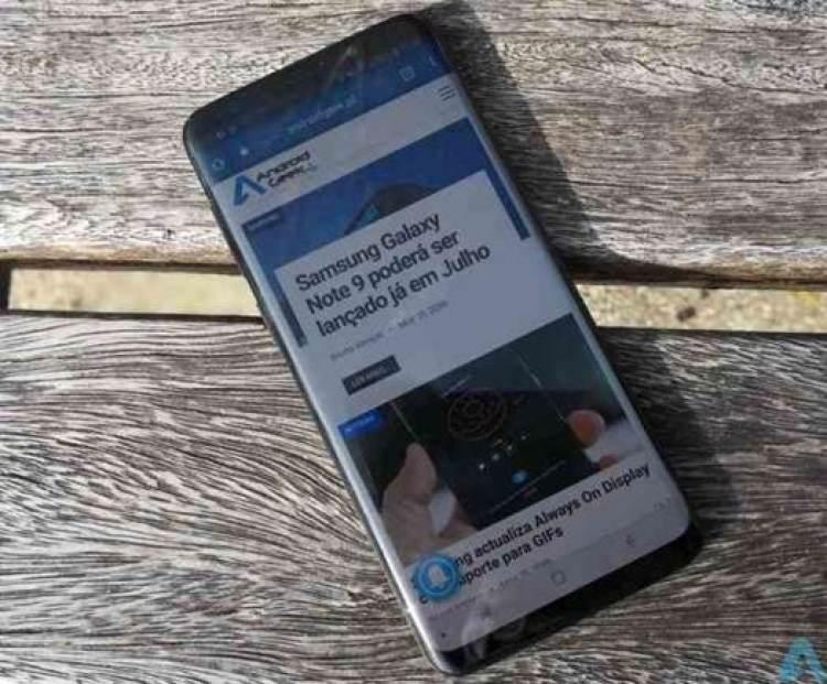 Análise Samsung Galaxy S9+ simplesmente o melhor Galaxy de sempre 1
