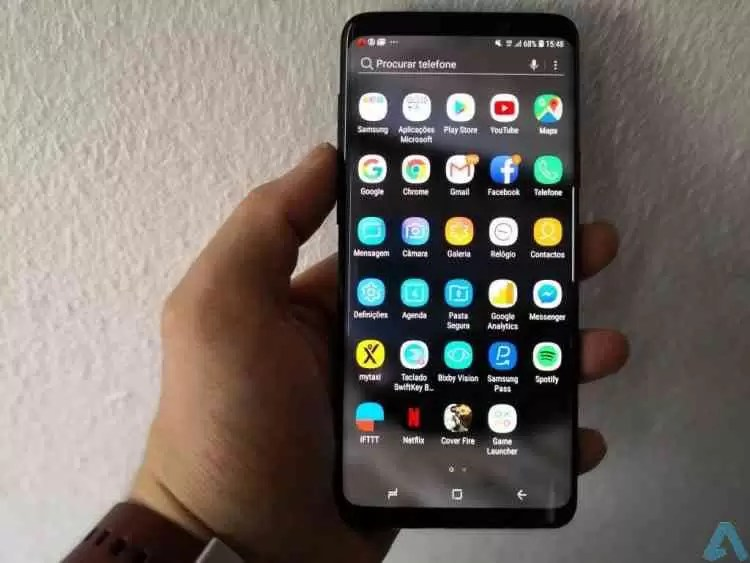 O Galaxy S9 não precisa de '5G', já atinge downloads de 1Gbps em redes existentes 1