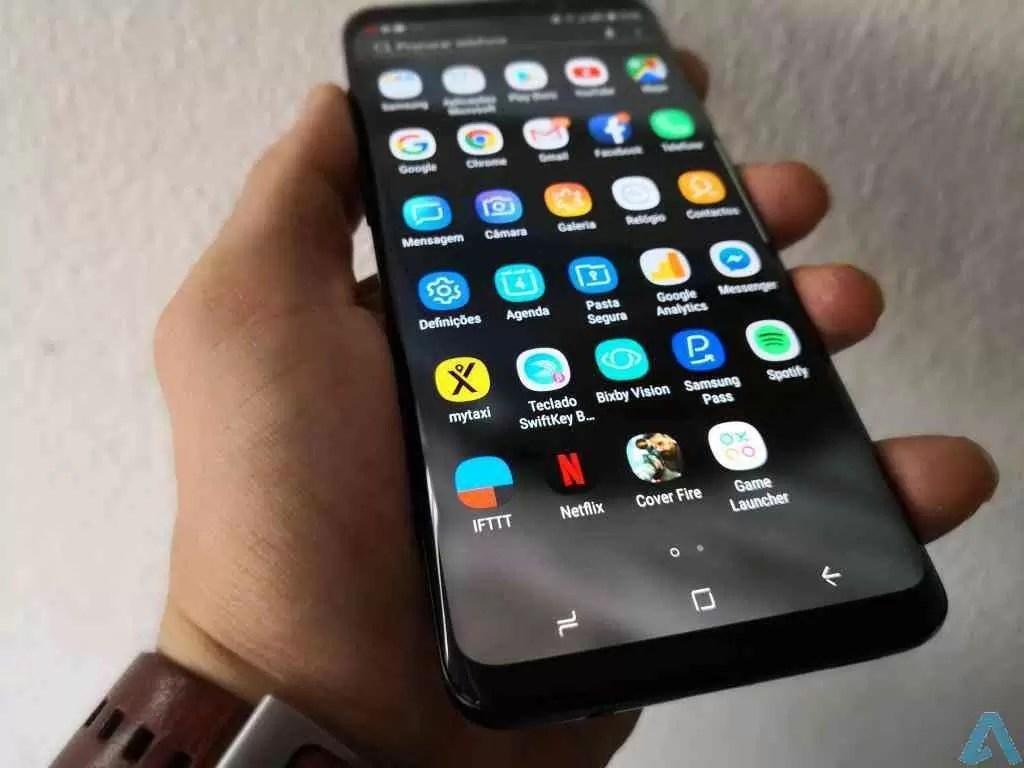 Samsung Galaxy S9 / S9 + de operadora recebem nova atualização 1