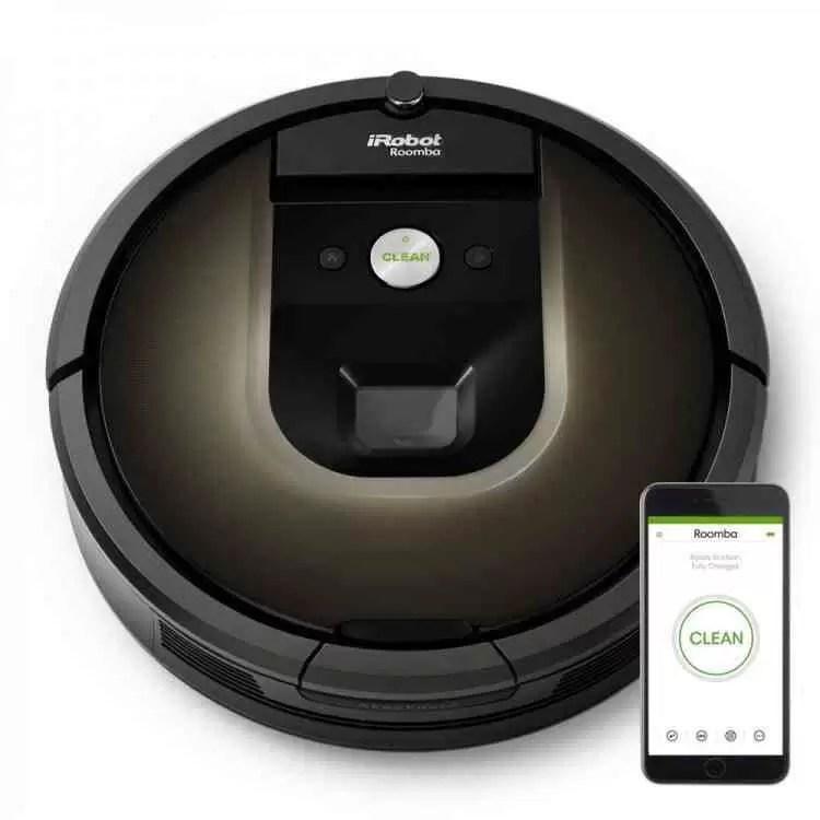 Novo robot aspirador Roomba i7+, pode ser o vosso aliado na limpeza e no combate às alergias 1