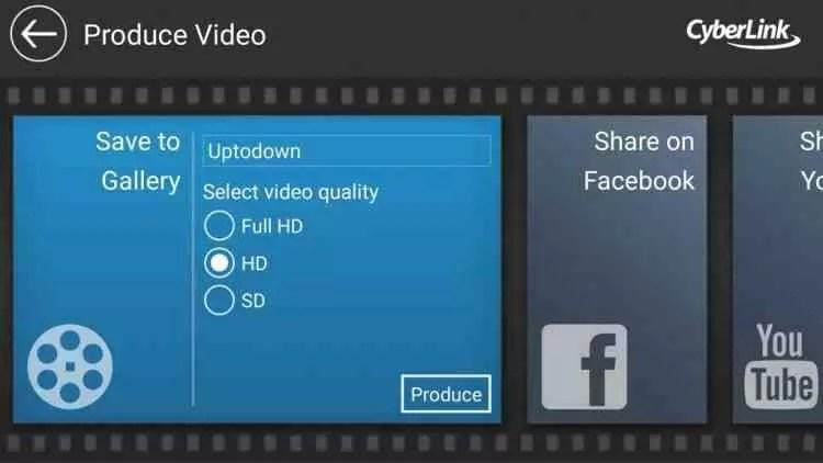 Editor de Vídeo PowerDirector: 4K, Slow Mo & mais na versão 4.11.2 no Google Play 3