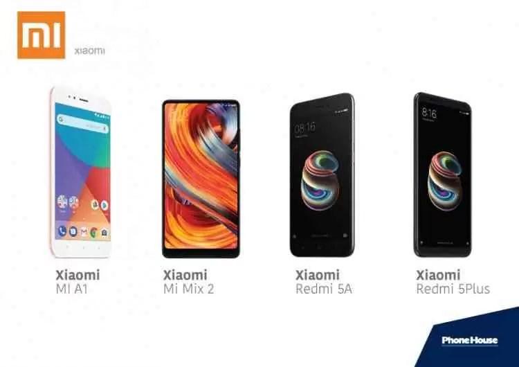 Depois da Worten Xiaomi chega agora à Phonehouse 1