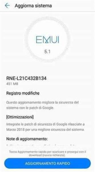 Huawei Mate 10 Lite com novo update que melhora o desempenho e mais image