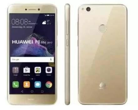 Huawei P8 Lite (2017) Ganha Android Oreo com Project Treble Beta 1