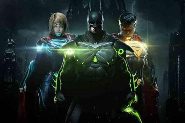 Injustice 2 está grátis no Google Play 1