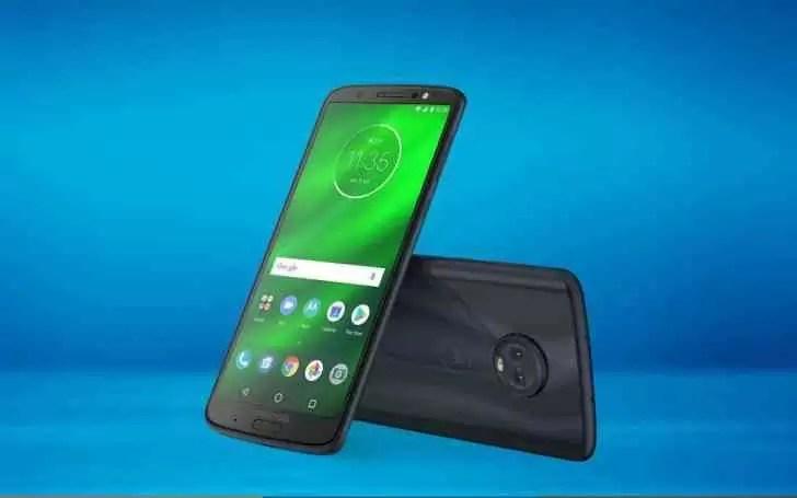 Motorola Moto G6, G6 Play e G6 Plus Oficiais com ecrã 18;9 e Android Oreo 1