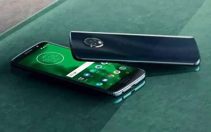 Motorola Moto G6, G6 Play e G6 Plus Oficiais com ecrã 18;9 e Android Oreo 2