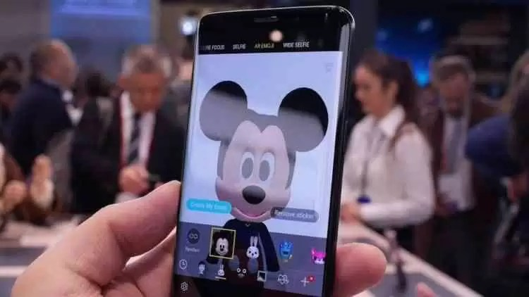 Samsung traz recurso de rotação de ecrã inicial do Galaxy S9 para Galaxy S8 / S8 + e Note8 1