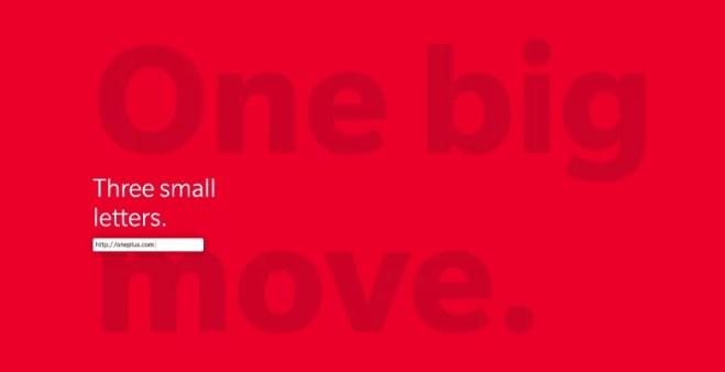 Oneplus.com é o novo domínio da fabricante chinesa 1