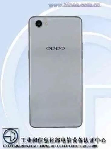 Oppo A3 certificado com Helio P60 e ecrã 18:9 de 6.2 polegadas 4