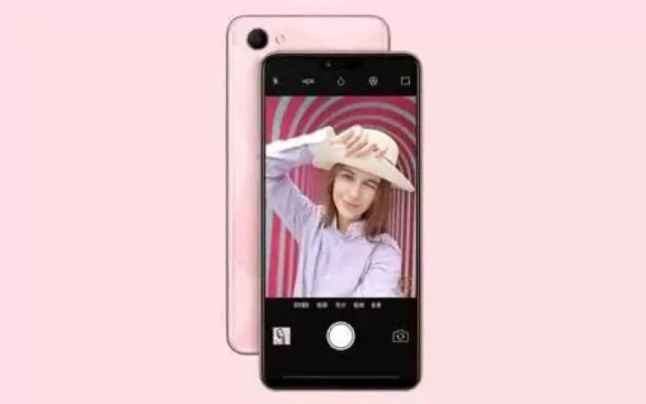 Oppo A3 Oficial com ecrã 6.2 polegadas Android Oreo e Notch 2