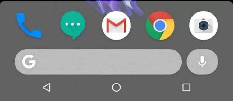 Pixel Launcher com a nova barra de pesquisa do Google Pixel 3 já está disponível para download 1